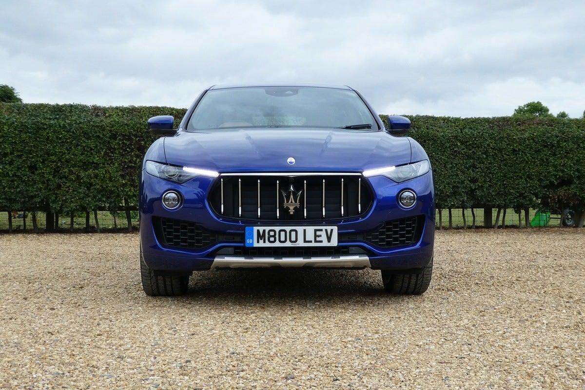 Maserati Levante front exterior