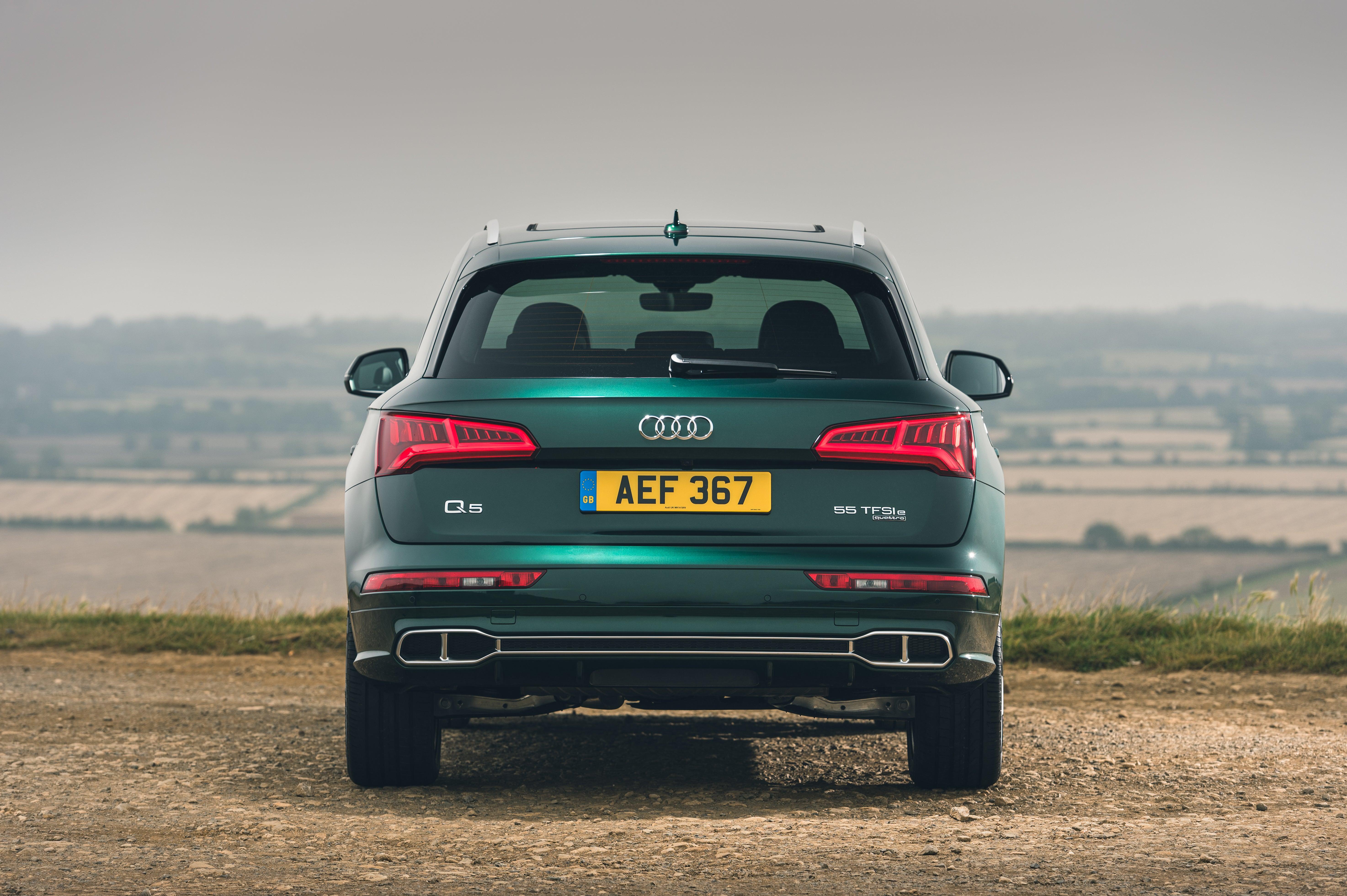 Audi Q5 Exterior Back