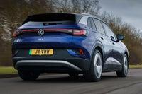 Volkswagen ID.4 exterior rear moving