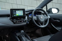 Toyota Camry Front Interior