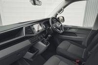 Volkswagen Transporter Front Interior