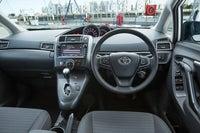 Toyota Verso Driver's Seat
