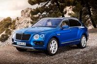 Bentley Bentayga Exterior Front
