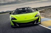McLaren 600LT front exterior