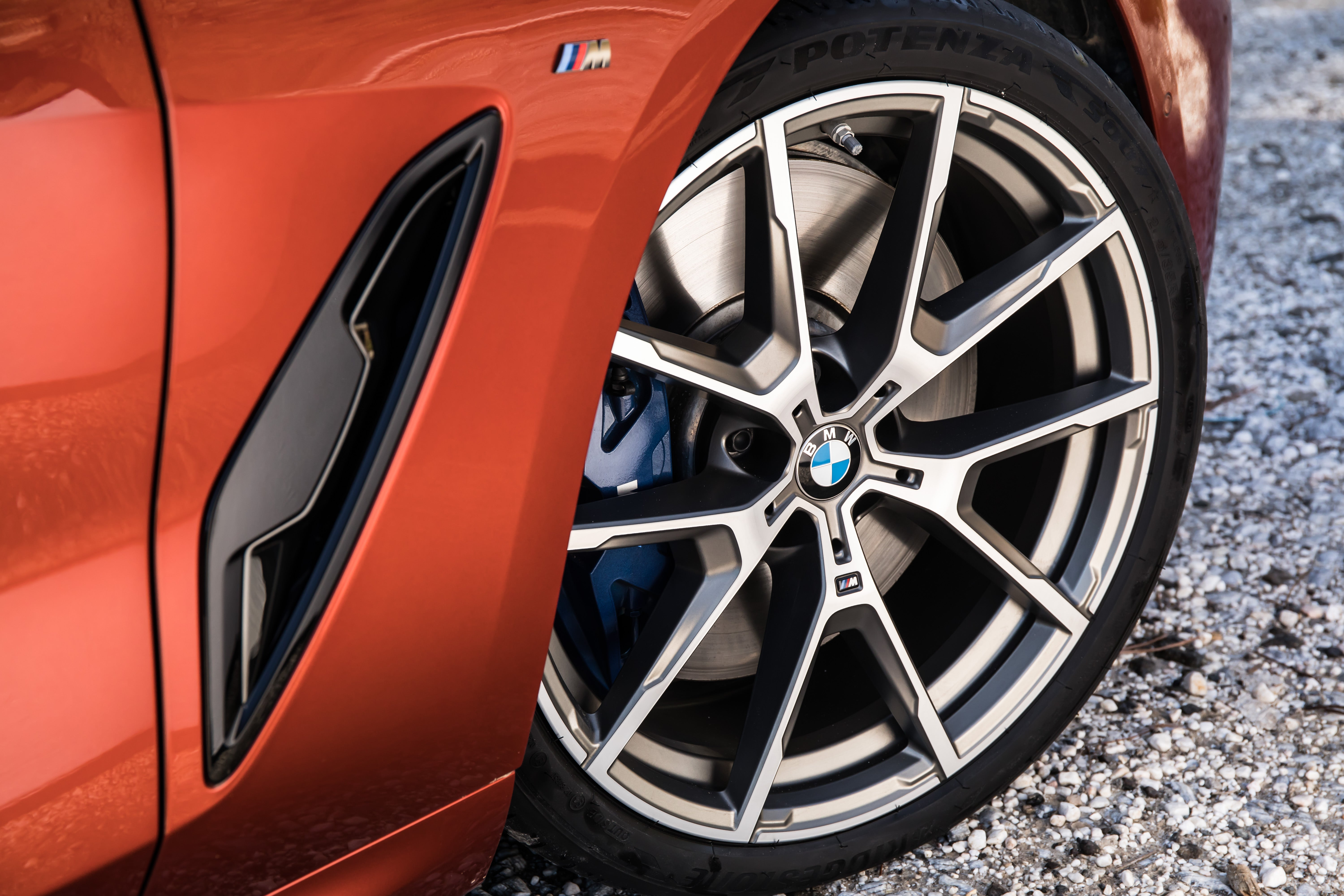 BMW 8 Series Wheel