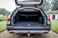 Mercedes E-Class All-Terrain bootspace