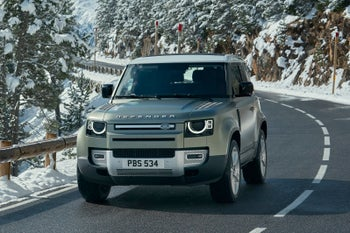 Picture of Land Rover Defender