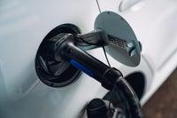 Volkswagen e-Up Charging Port