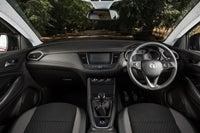 Vauxhall Grandland X Front Interior