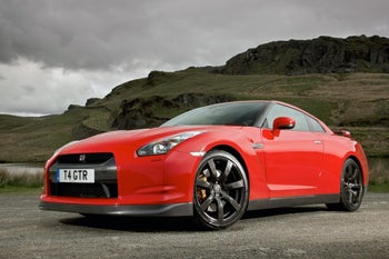 Picture of Nissan Gt R