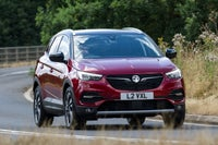 Vauxhall Grandland X Front View