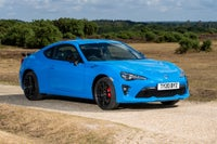 Toyota GT86 Front Side View