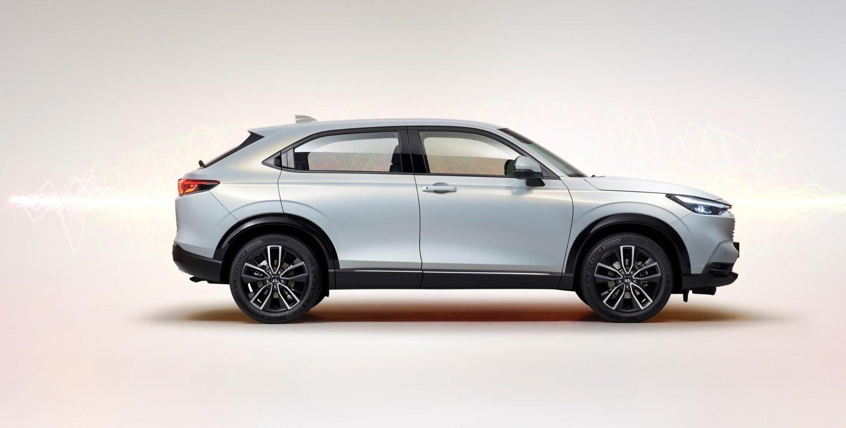 2021 Honda HR-V profile