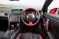 Nissan GT-R  steering wheel