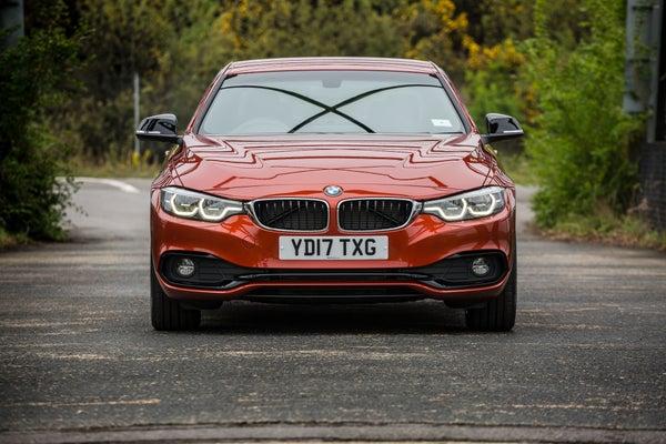 BMW 4 Series Exterior Front