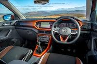 Volkswagen T-Cross Front Interior