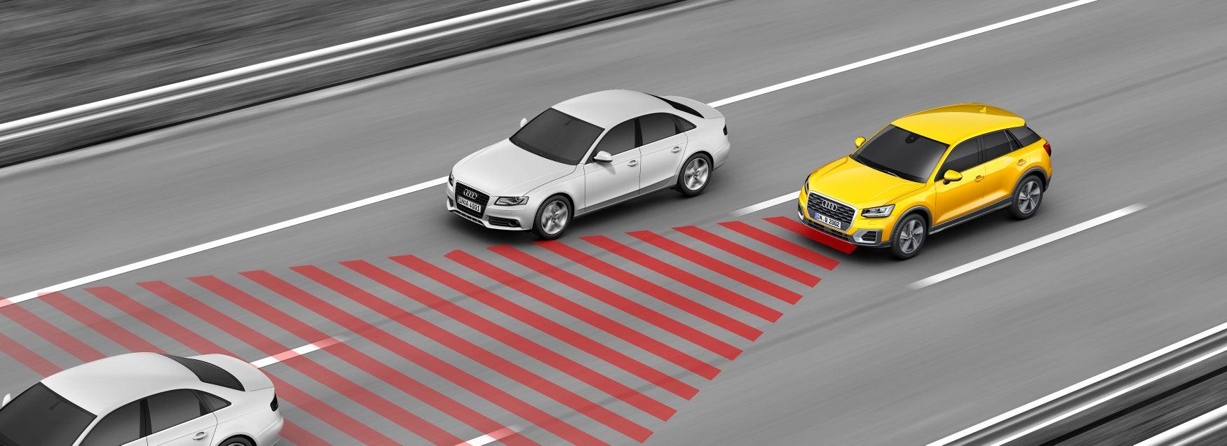 Audi Q2 adaptive cruise control