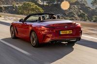 BMW Z4 Back