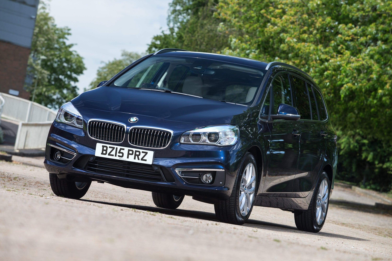 BMW 2 Series Gran Tourer Driving Front
