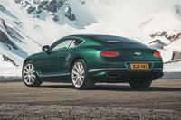 Bentley Continental GT Exterior Back