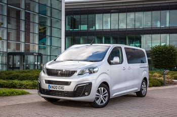 Picture of Peugeot Traveller