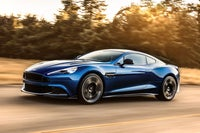 Aston Martin Vanquish Driving Side