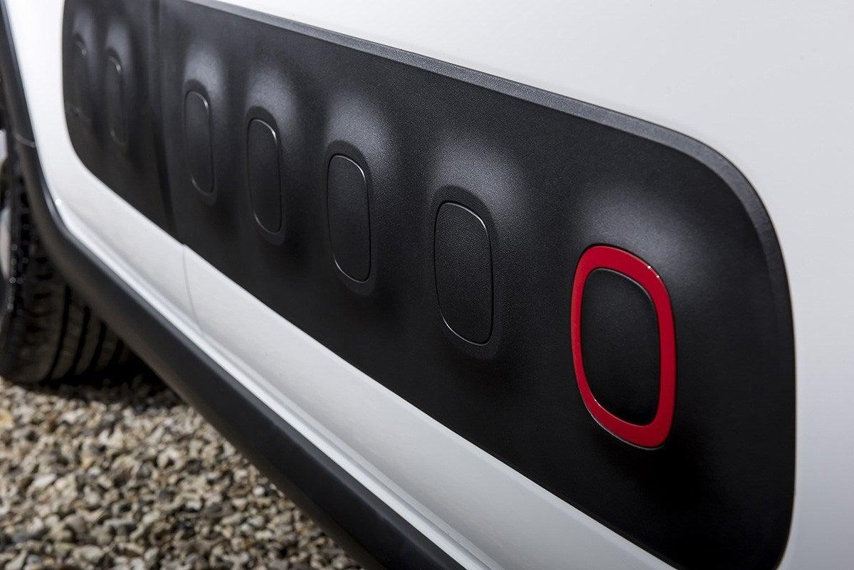 Citroen C3 Review 2021: Door Panel