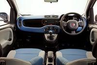 Fiat Panda Interior Front