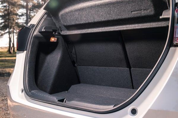 Honda Jazz  2020 boot open