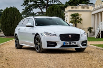 Picture of Jaguar XF
