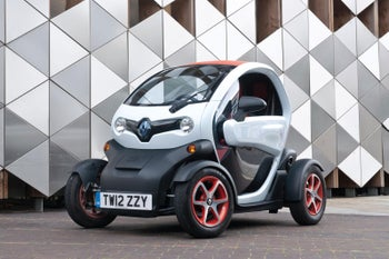 Picture of Renault Twizy
