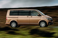 Volkswagen Caravelle Right Side View