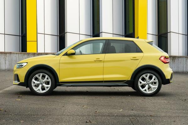 Audi A1 Citycarver Exterior Side