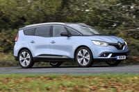 Renault Grand Scenic Right Side View