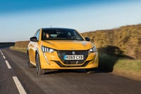 Peugeot 208 Review 2021 Front View