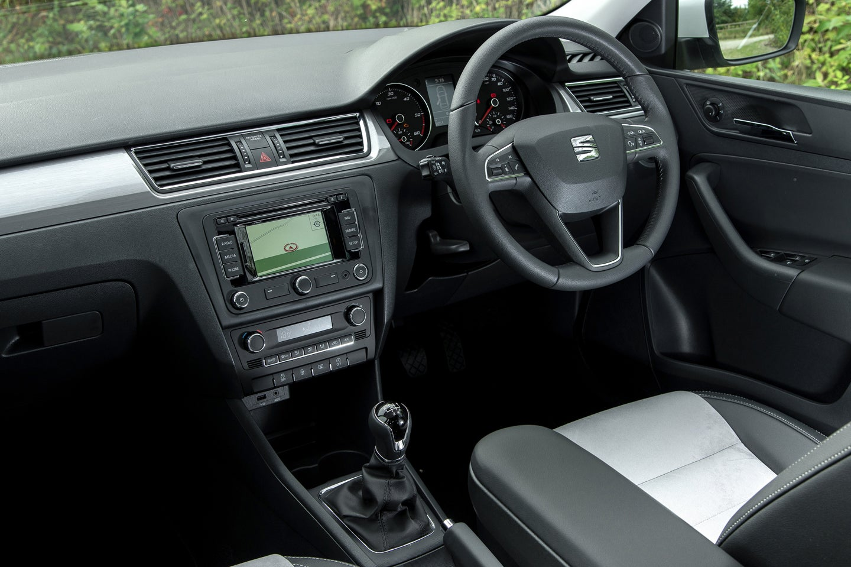 SEAT Toledo Front Interior