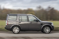 Land Rover Discovery 2009 right exterior