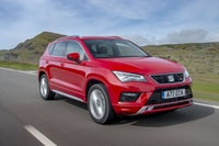 SEAT Ateca Front Side View