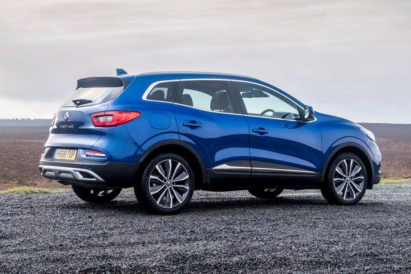 Renault Kadjar Right Side View