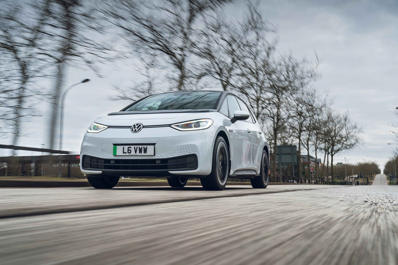 Electric cars: Volkswagen ID.3