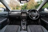 Suzuki Vitara Front Interior