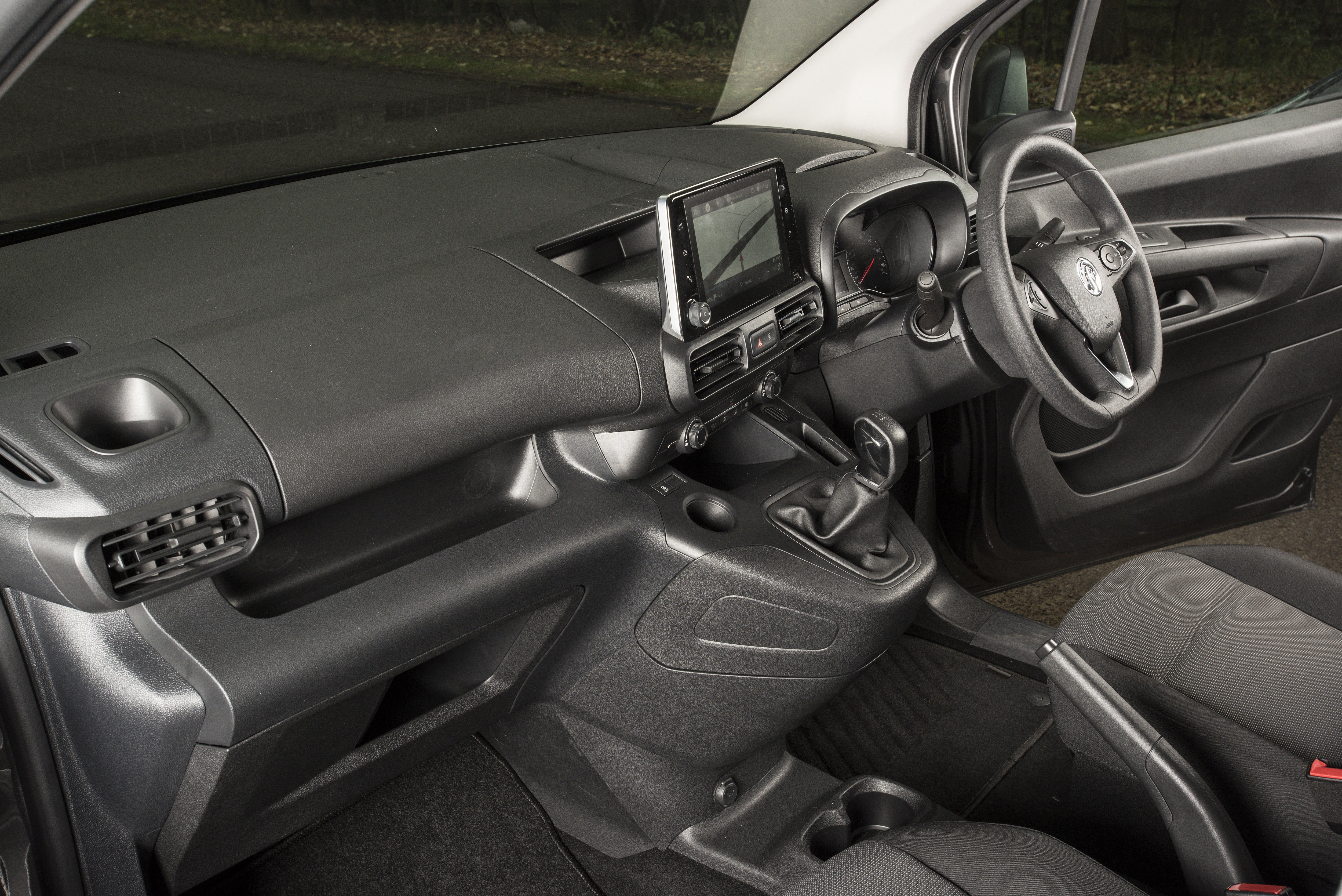 Vauxhall Combo Front Interior