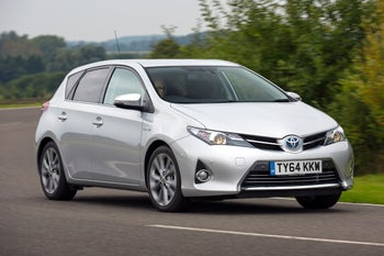 Picture of Toyota Auris