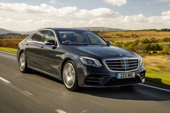 Picture of Mercedes-Benz S-Class