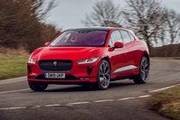 Jaguar I-Pace frontleft exterior
