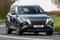 Hyundai Tucson Review 2021: exterior dynamic front
