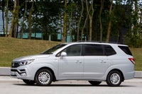 SsangYong Turismo Left Side View
