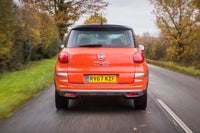 Fiat 500L Back