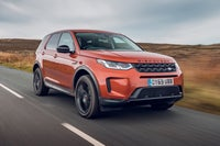 Land Rover Discovery Sport frontright exterior