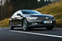 Volkswagen Passat Front Side View